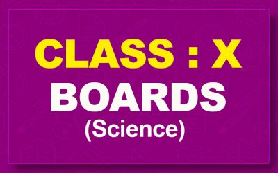 10th Science : Boards (2021-22)