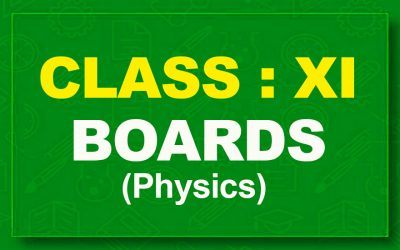 11th Physics : Boards