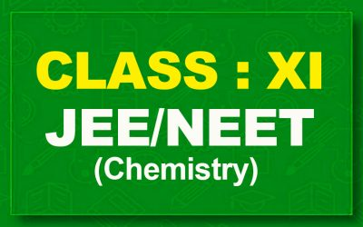 11th Chemistry : JEE/NEET (2021-22)