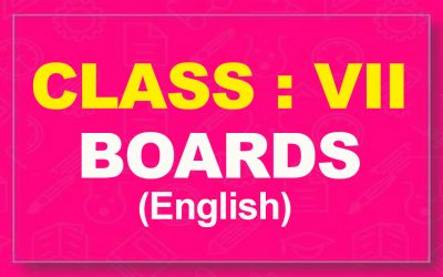 9th English : Boards