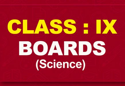 9th Science : Boards (2021-22)