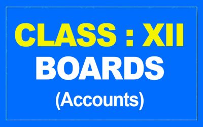 12th Accounts : Boards