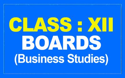 12th Business Studies : Boards